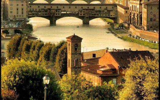 Florencia en un palacio señorial importante propiedad