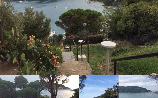 Portovenere, puerta de acceso a le 5 Terre: villa con magnifica vista al Golfo dei poeti